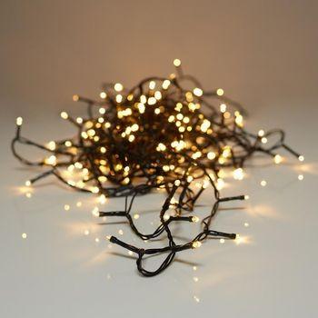 Nedis Weihnachtsbeleuchtung 180 LED Aussen WW