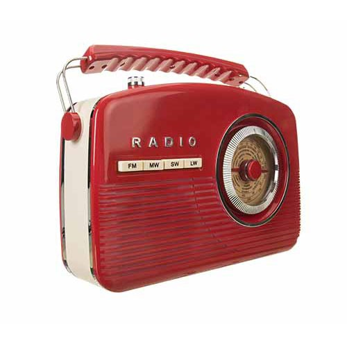 Camry Retro-Radio CR1130