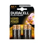 Duracell Batterie Plus AA