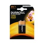 Duracell Batterie Plus 9V