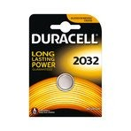 Duracell Knopfzelle CR2032