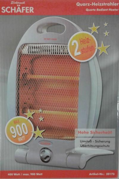 Schäfer Heizstrahler 900W NSB-80Y5