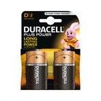 Duracell Batterie Plus D