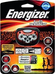 Energizer Kopftaschenlampe Advanced