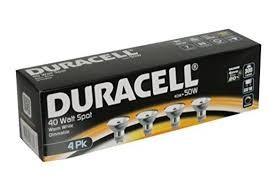 Duracell Halogenspot 35-50W GU10