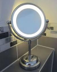 Kosmetikspiegel Led-beidseitig 7 fach