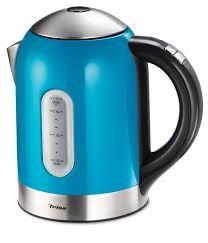 Trisa Wasserkocher Vario Control Blau