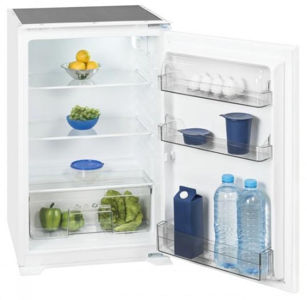 Exquisit Einbau-Kühlschrank EKS130-4RVA+