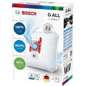 Bosch Staubsaugerbeutel Type G