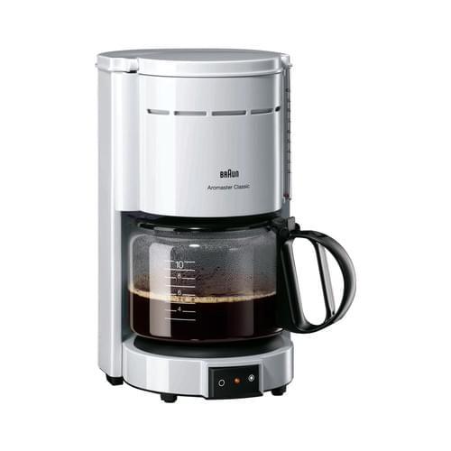 Braun Kaffeemaschine KF47/1 WH