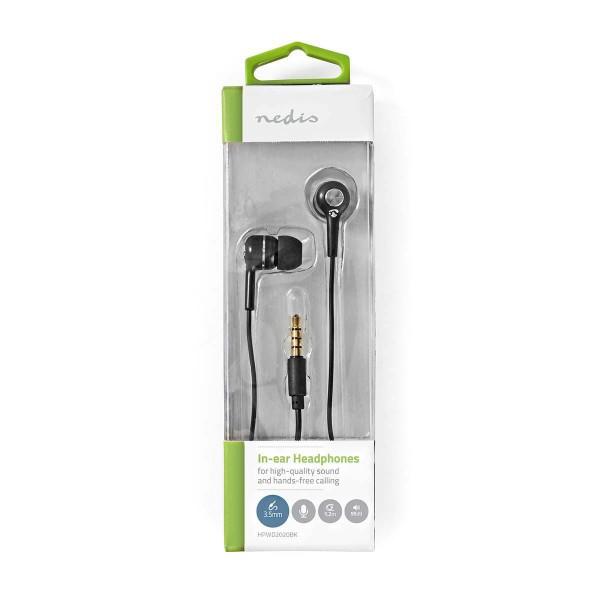 Nedis Kopfhörer mit Kabel 1,2m