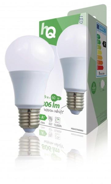 HQ LED-Lampe 9,5W/E27 806lm