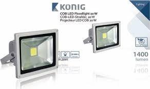 König LED-Flutlicht 20W