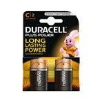 Duracell Batterie Plus C