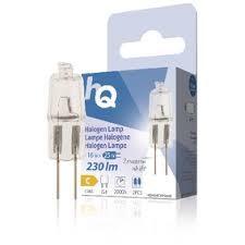 HQ Halogen-Lampe 16W/G4