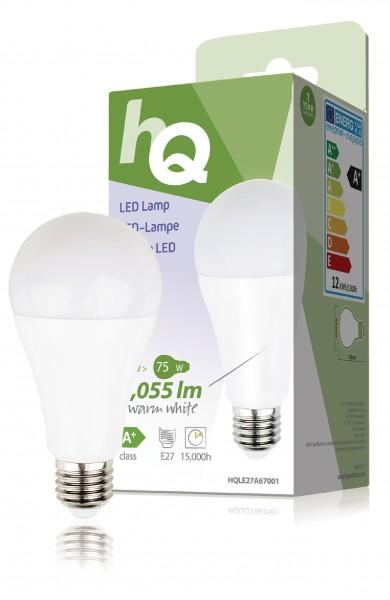 HQ LED-Lampe 9,8W/E27 1055lm