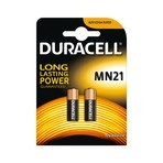Duracell Batterie Security MN21 2er
